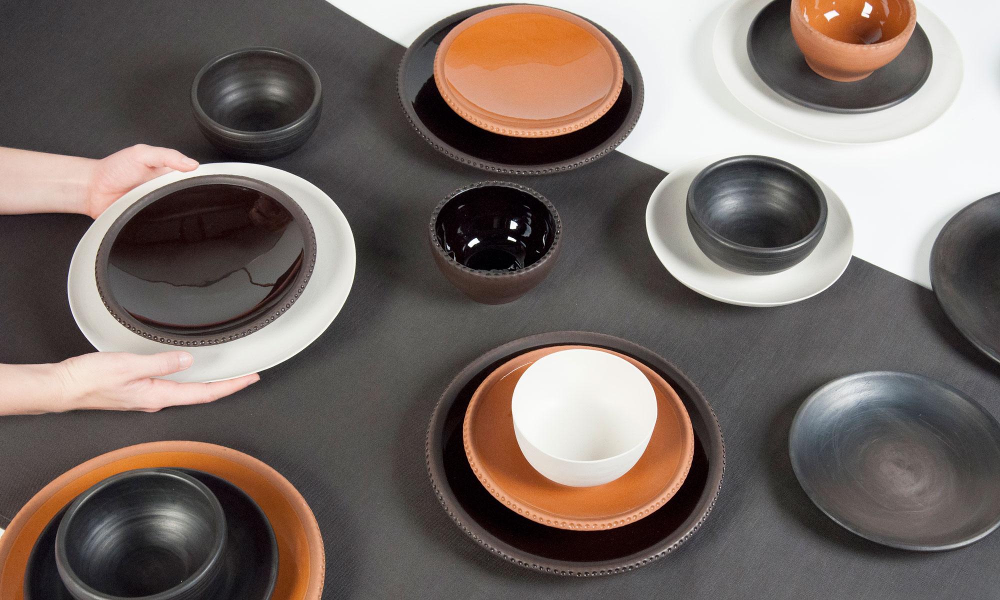 beate snuka ceramic network porcelain